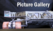 Picture Gallery of the Crawler model
