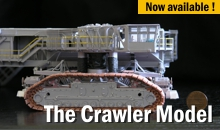 Crawler Transporter 1/96 Kit