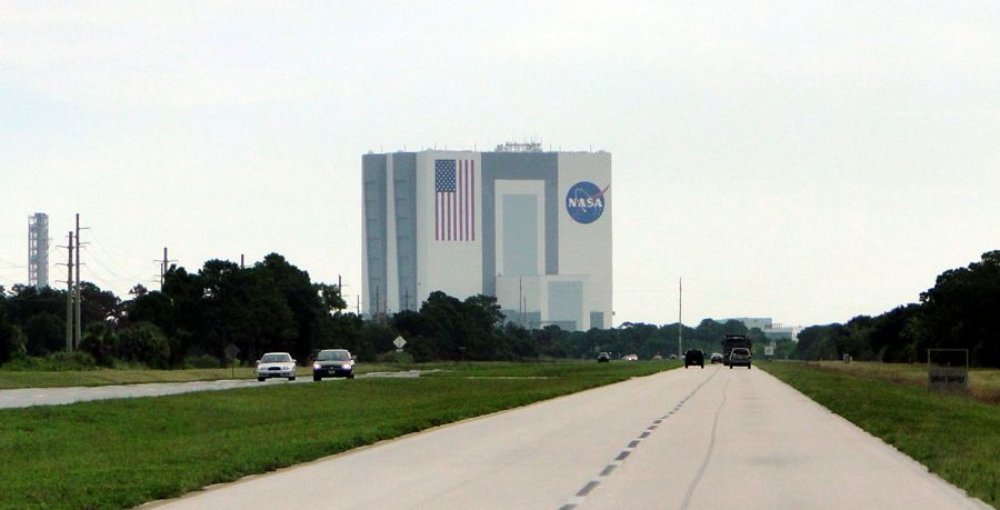Approaching the VAB