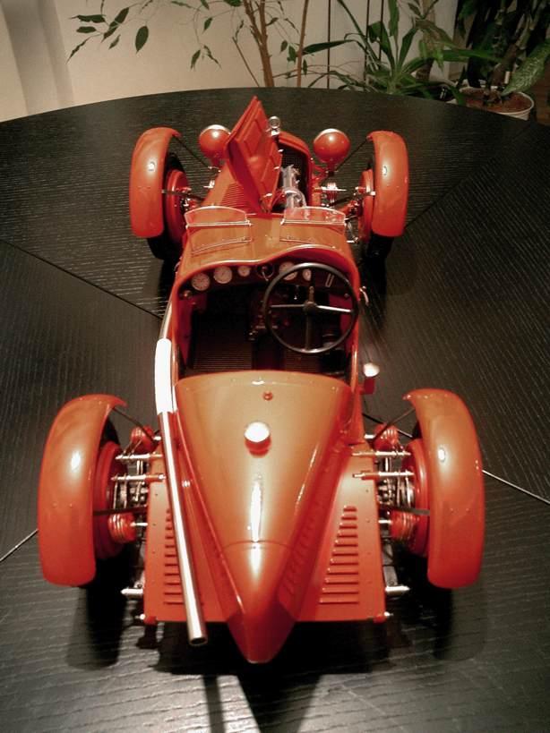 Pocher K71 - Alfa Romeo 8C 2300 Monza